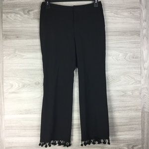 Philosophy Straight Pants with Beads